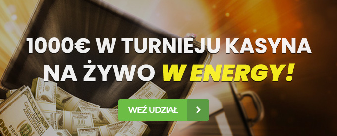€1,000 w nowym turnieju Let the Games Begin!